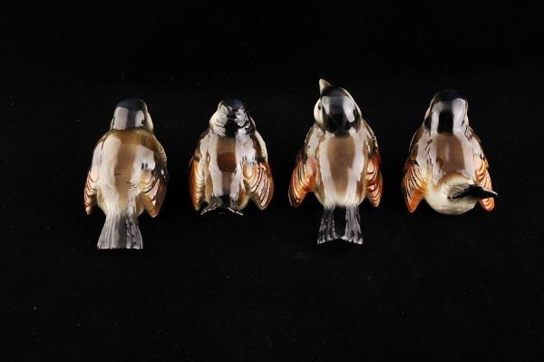 2357: 4 Goebel Bird Figurines CV72, CV73, CV74 & CV75 - 3