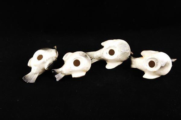 2357: 4 Goebel Bird Figurines CV72, CV73, CV74 & CV75 - 5