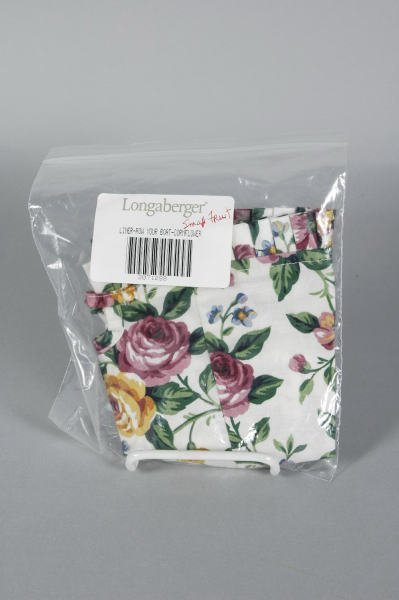 1003: Longaberger Garden Splendor Fruit Basket OE Liner
