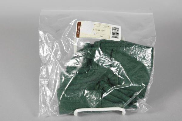 1009: Longaberger Ivy Green Market Basket OE Liner MIB