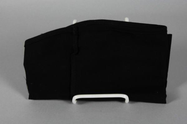 1013: Longaberger Black Media Basket OE Liner