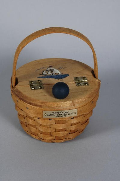 1615: Longaberger Basket 1992 Special Event Discovery
