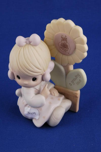 3009: Precious Moments Figurine A Growing Love E0008