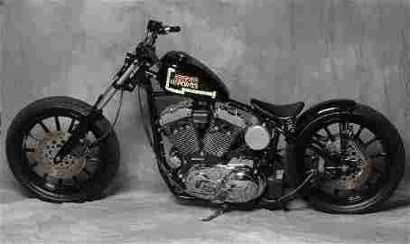 400: 2006 ESPN Deportes 1200cc Harley Custom Chopper