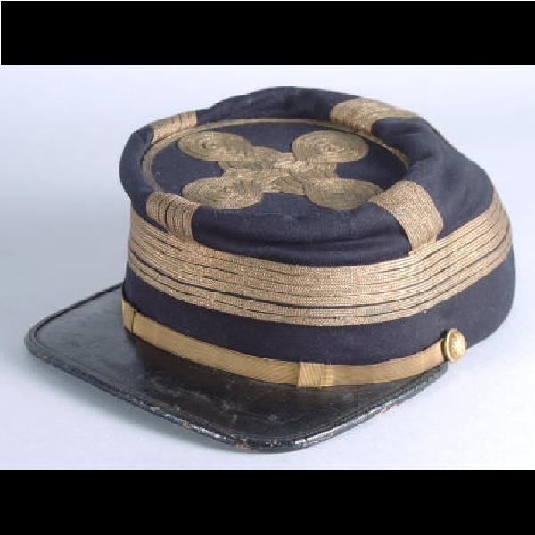 24: Civil War Union General John Ward's Gettysburg Kepi