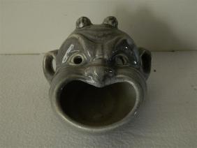 Rookwood Pottery Gargoyle Head