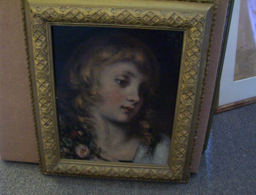 Early Portrait of a Girl