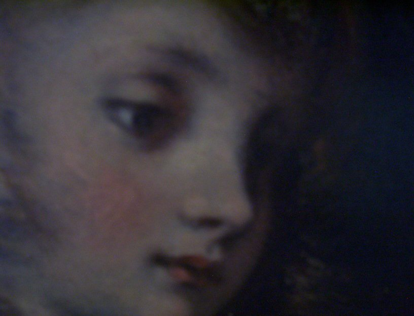 Early Portrait of a Girl - 2