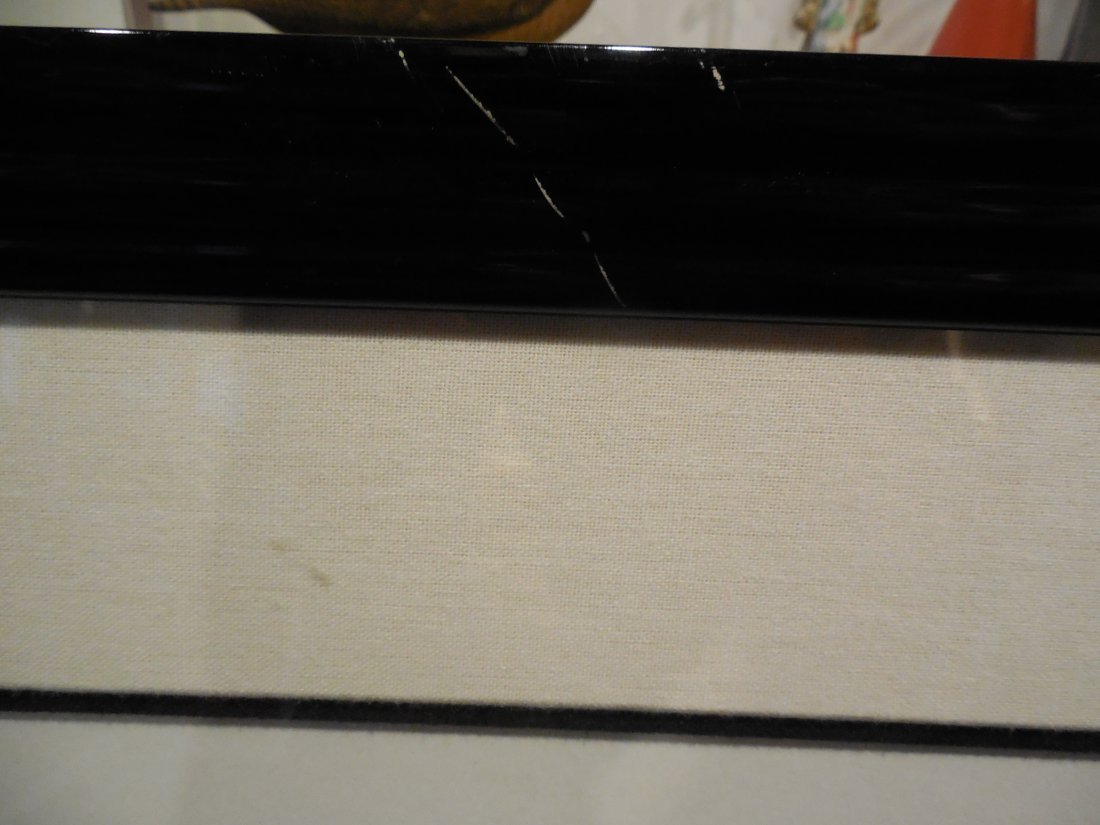 Samurai Serigraph by Takara - 5