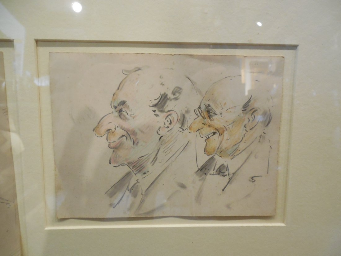 Assortment of Drawings by H.P. Giles - 3
