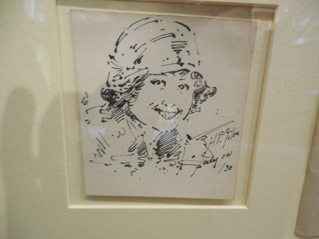 Assortment of Drawings by H.P. Giles - 4