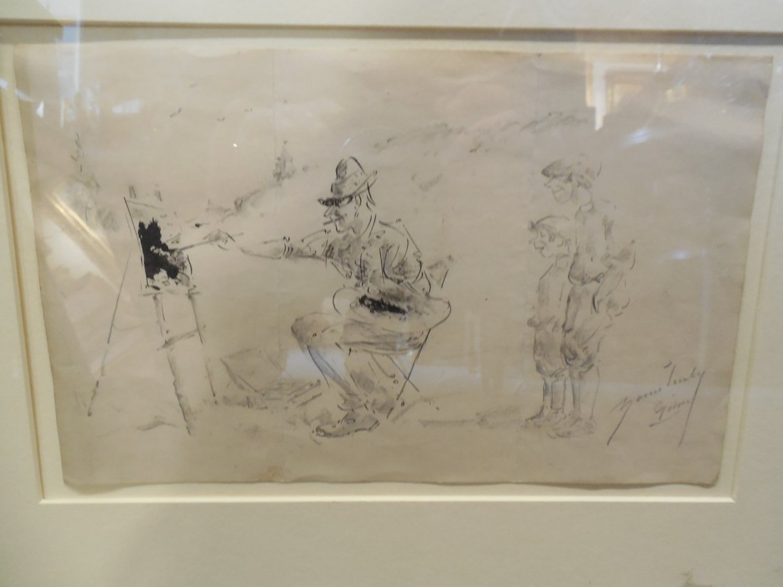 Assortment of Drawings by H.P. Giles - 5