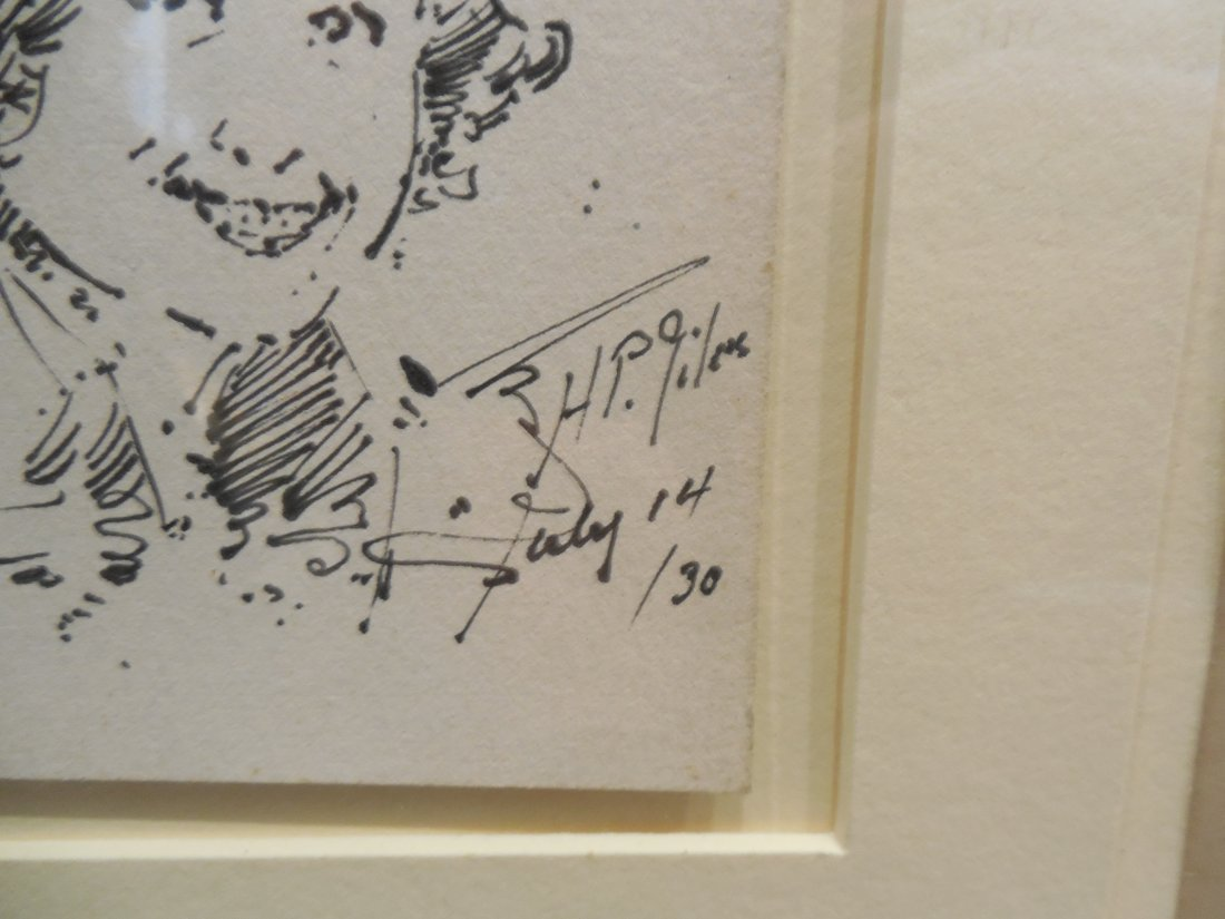Assortment of Drawings by H.P. Giles - 7