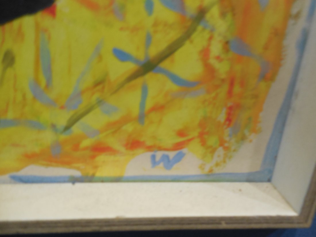 Small Abstract Painting - 4