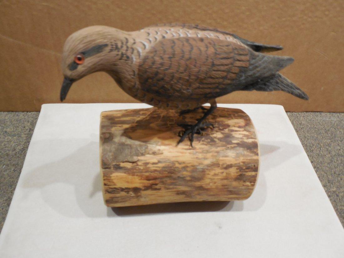 Carved Dove