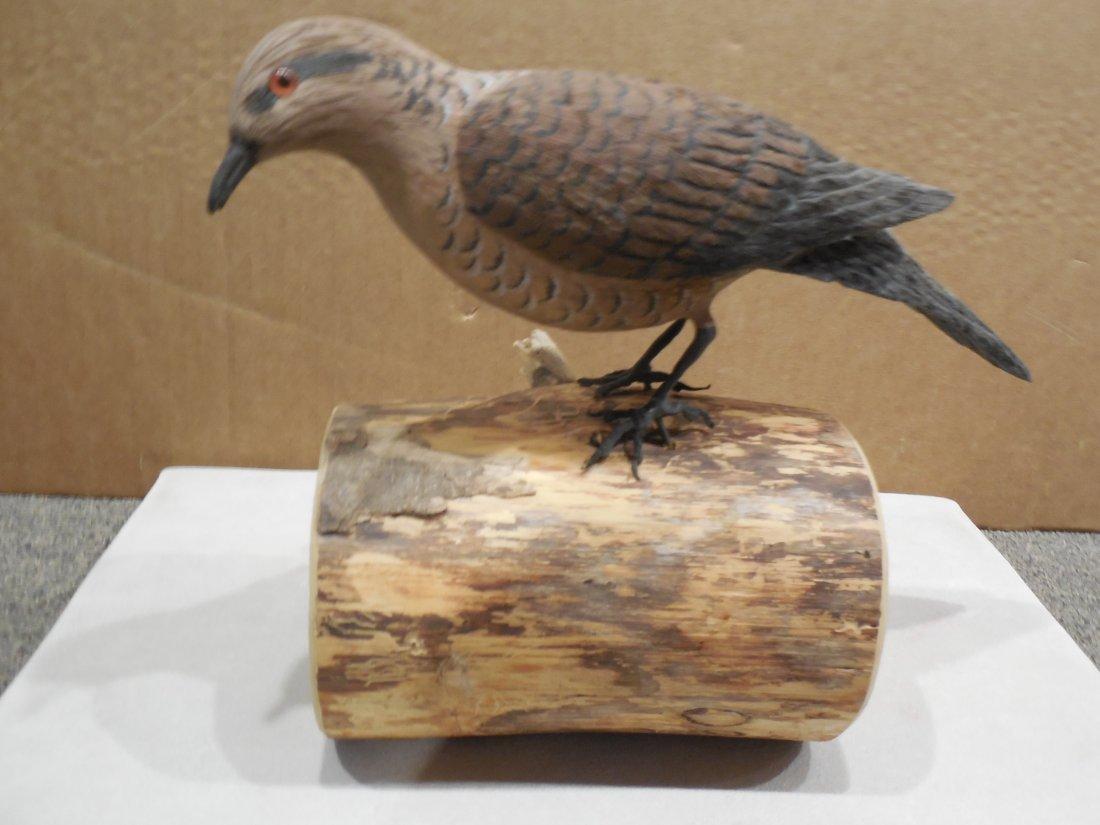 Carved Dove - 2