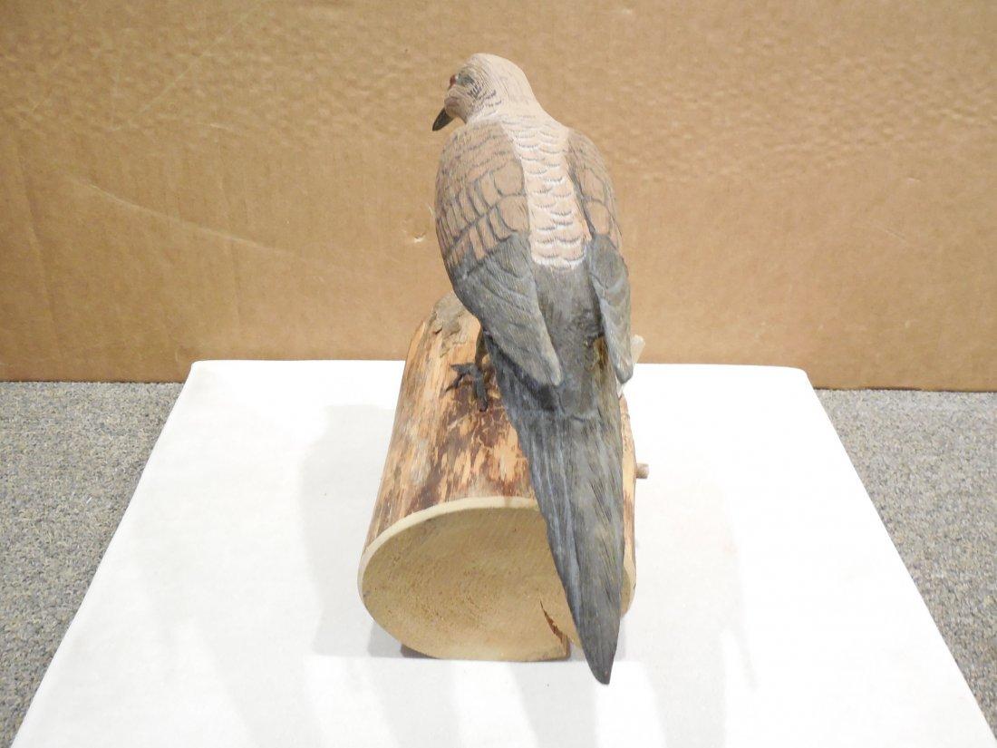 Carved Dove - 3