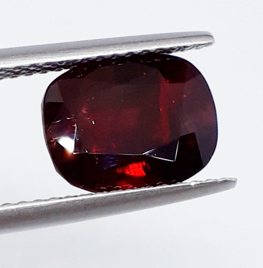 Natural Red Ruby - 3.84 ct.