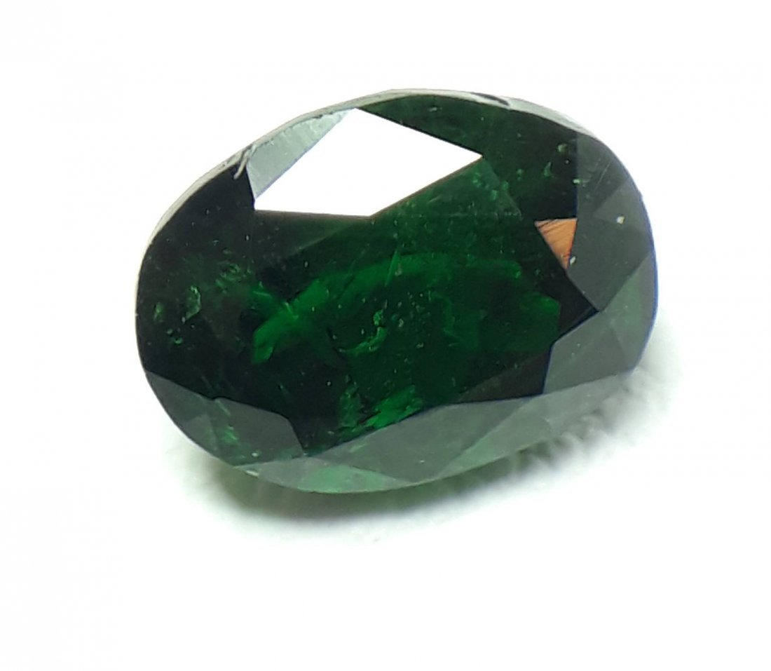 Natural Tsavorite Green Garnet - 1.41 ct. - 2