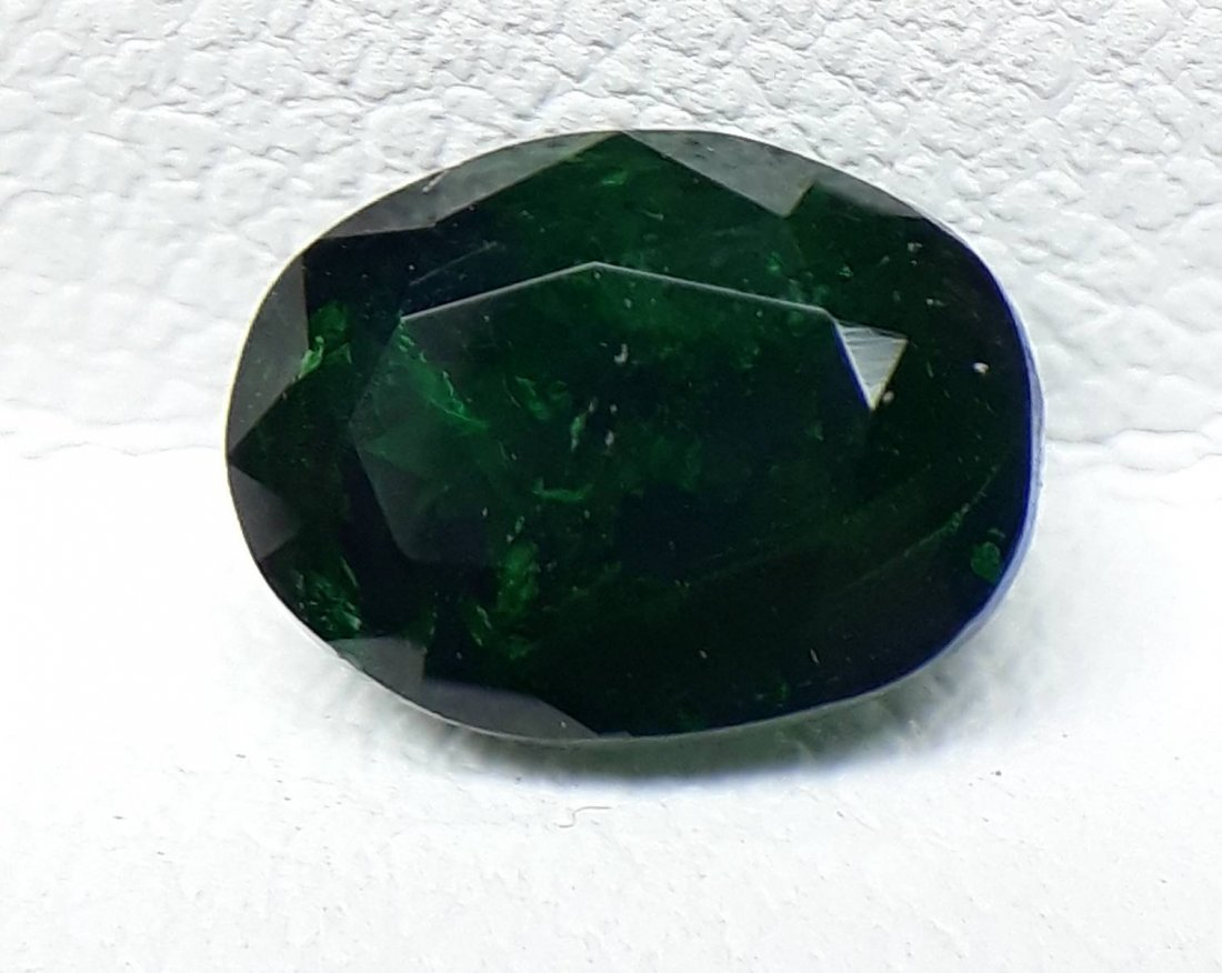 Natural Tsavorite Green Garnet - 1.41 ct. - 3