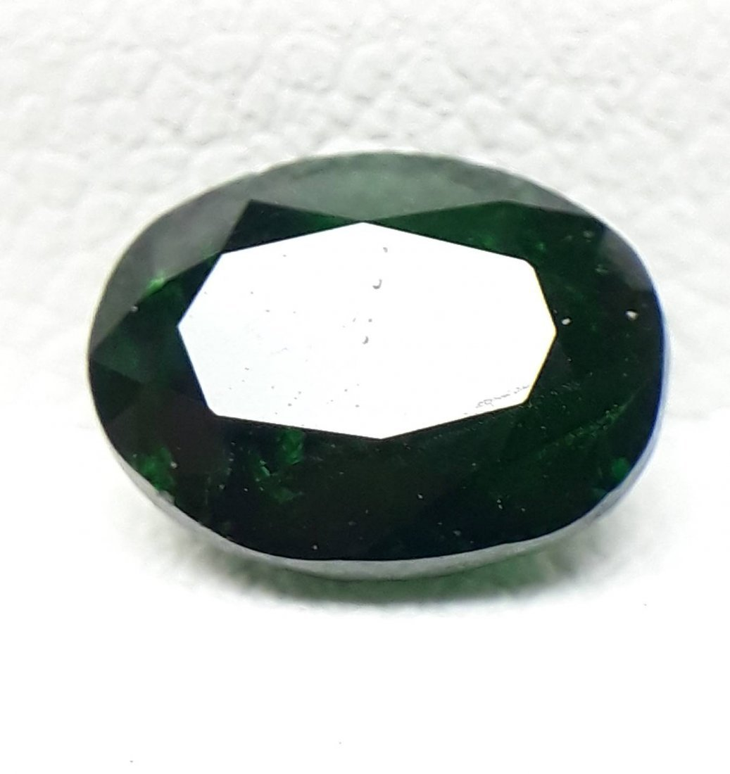 Natural Tsavorite Green Garnet - 1.41 ct. - 4