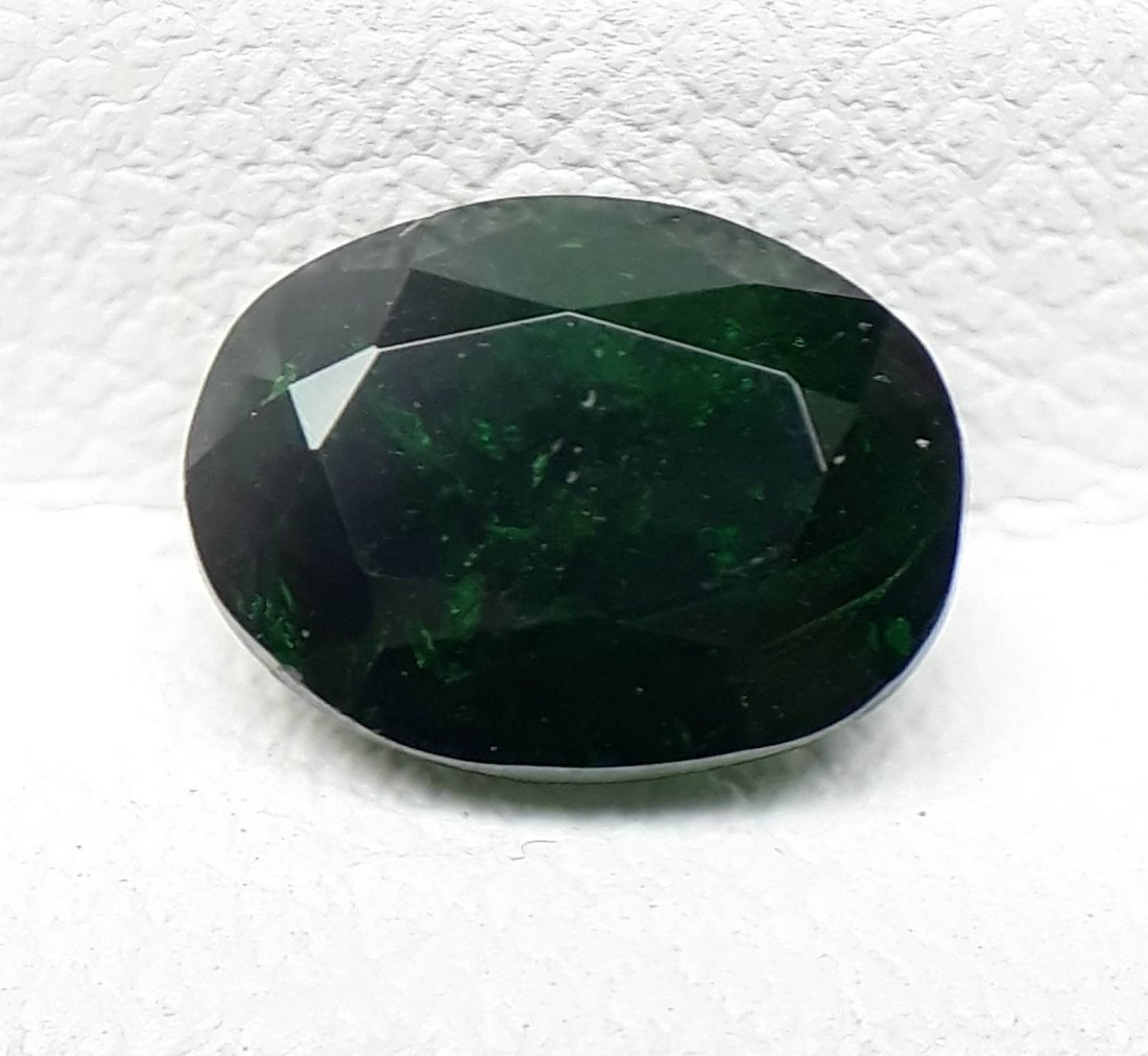 Natural Tsavorite Green Garnet - 1.41 ct. - 5