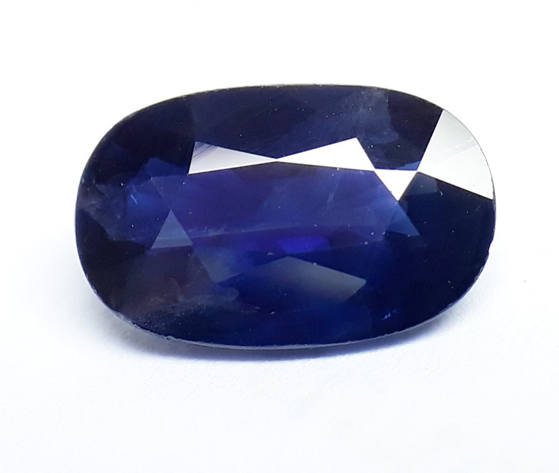 Natural Blue Sapphire - 2.19 ct. - 2