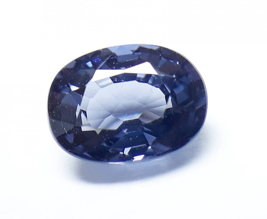 Natural Spinel with GGT Certificate - 0.70 ct.