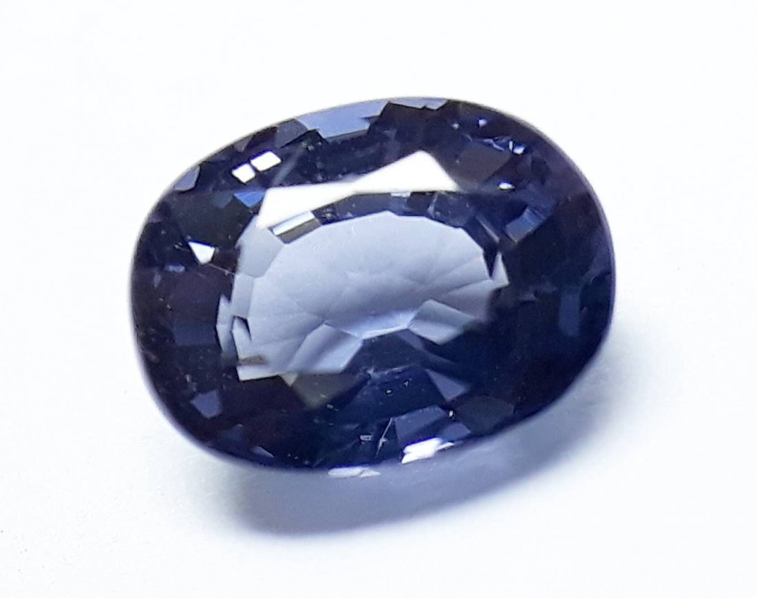 Natural Spinel with GGT Certificate - 0.70 ct. - 2