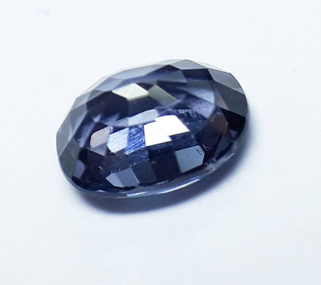 Natural Spinel with GGT Certificate - 0.70 ct. - 4