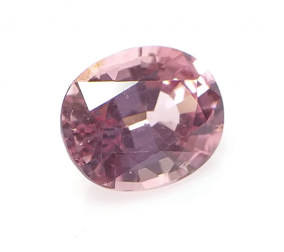AIGS Certified Natural Spinel Pink-Orange 1.84 ct. - 2