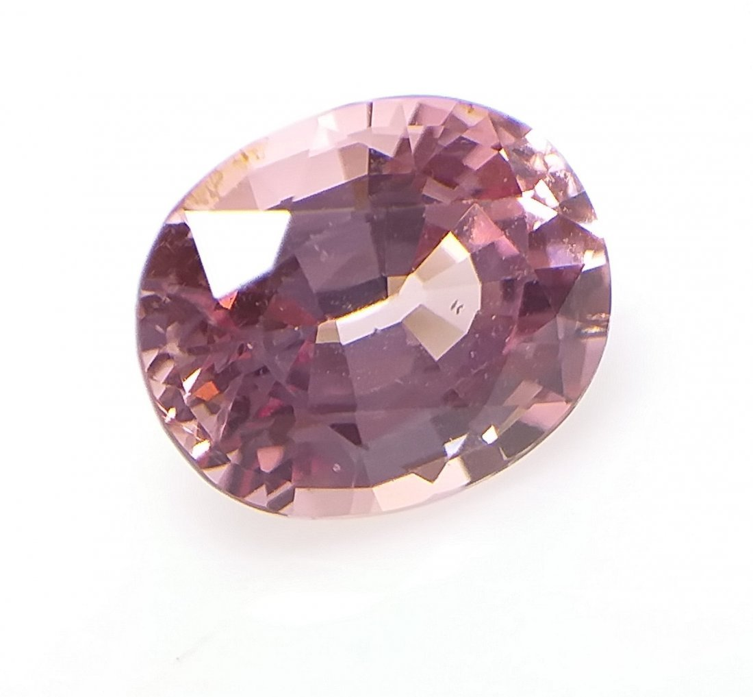 AIGS Certified Natural Spinel Pink-Orange 1.84 ct. - 3