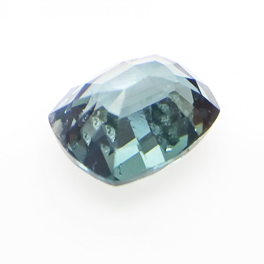 GCI Certified Spinel - 1.2 ct. - Cushion - Blue - 5
