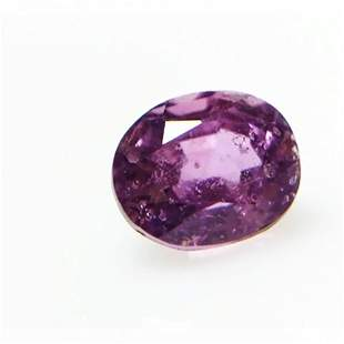 Natural Sapphire 126 ct Oval