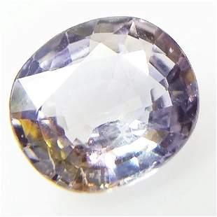 Natural White Sapphire 105 ct