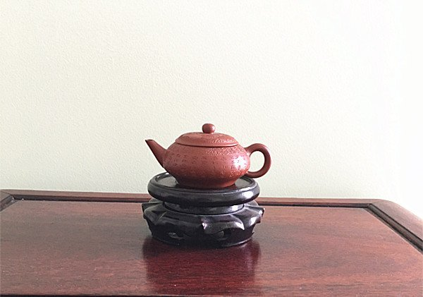 Fine Antique Mini Chinese Yixing Teapot