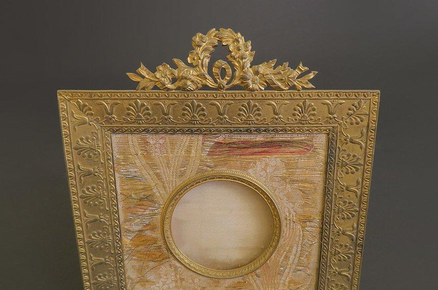A Gilt Bronze Picture Frame - 2