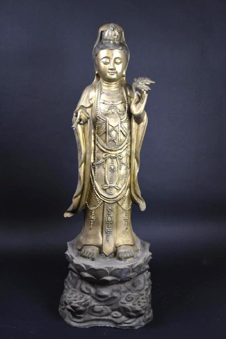 Chinese Standing Buddha