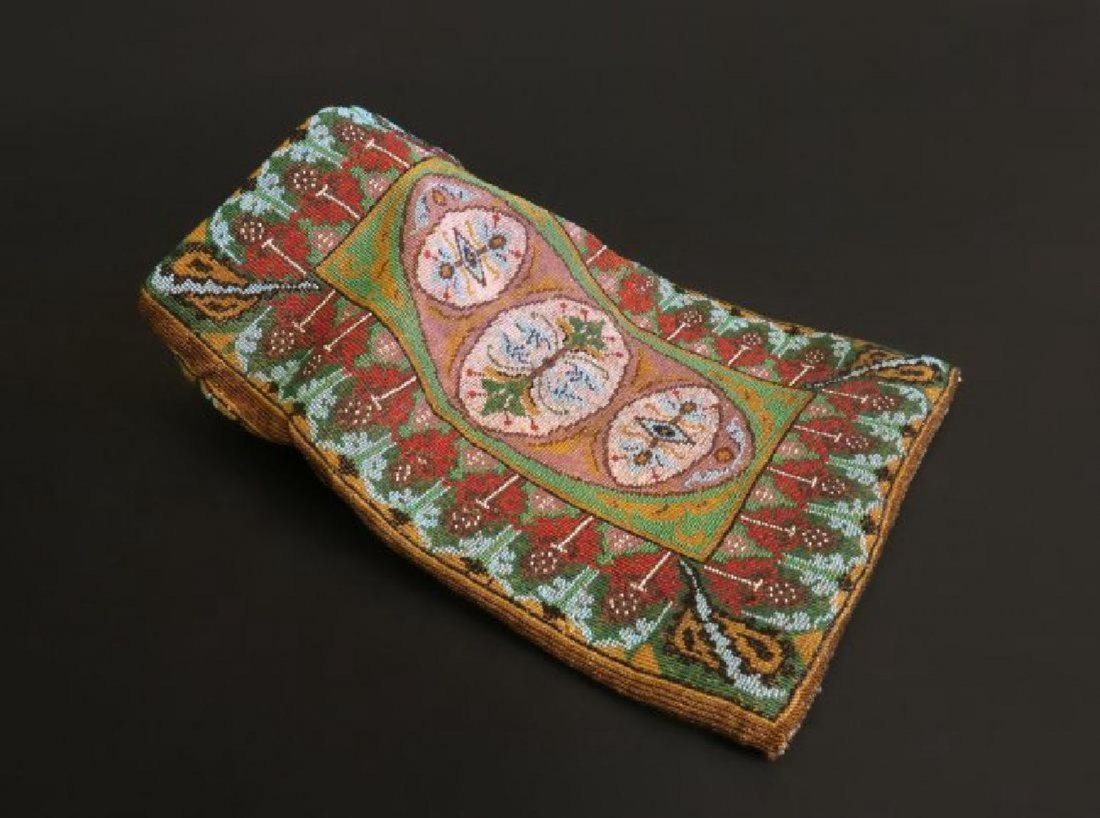 Beautiful Handmade Beaded Purse