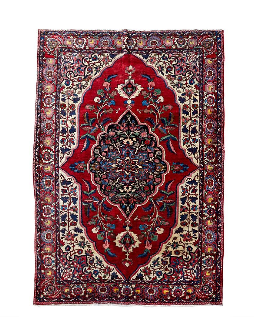 Bakhtiar carpet, West Persia, circa 1920