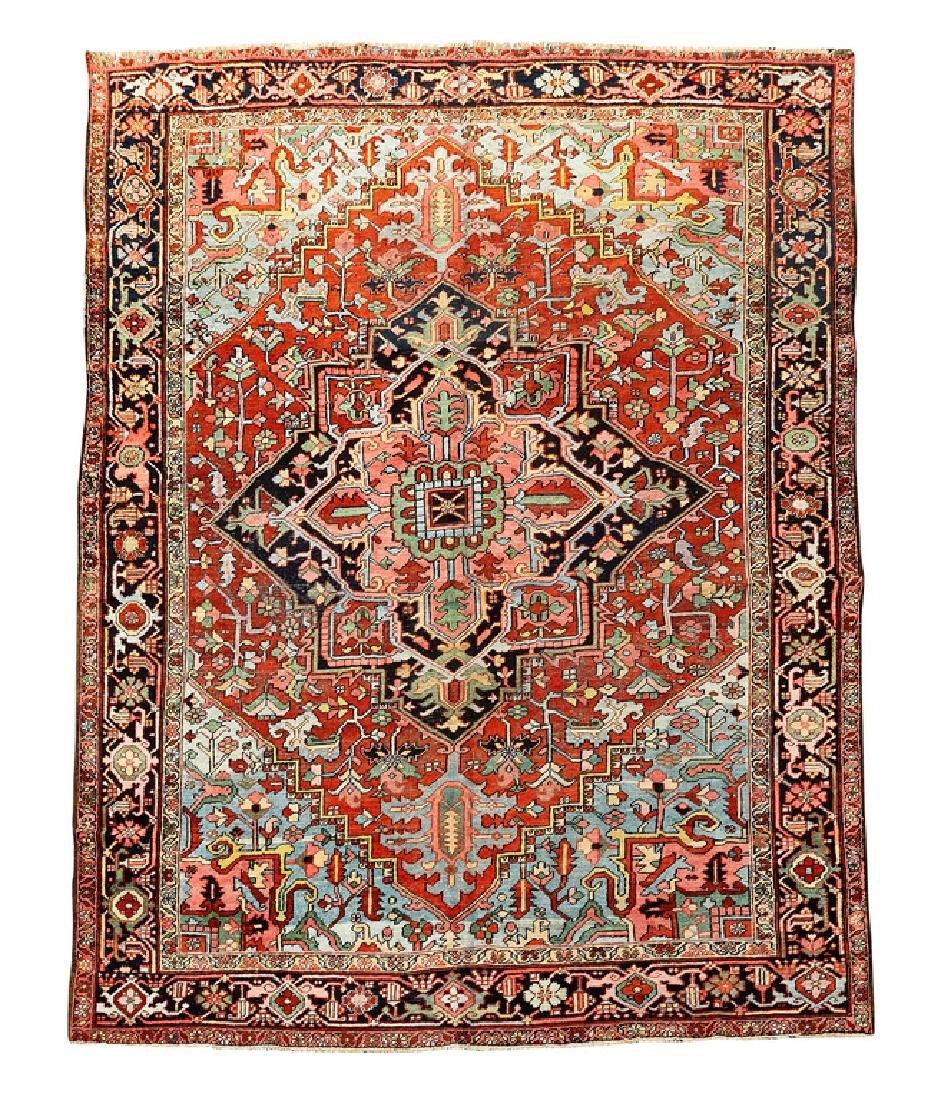 Heriz Carpet, North West Persia, circa 1900