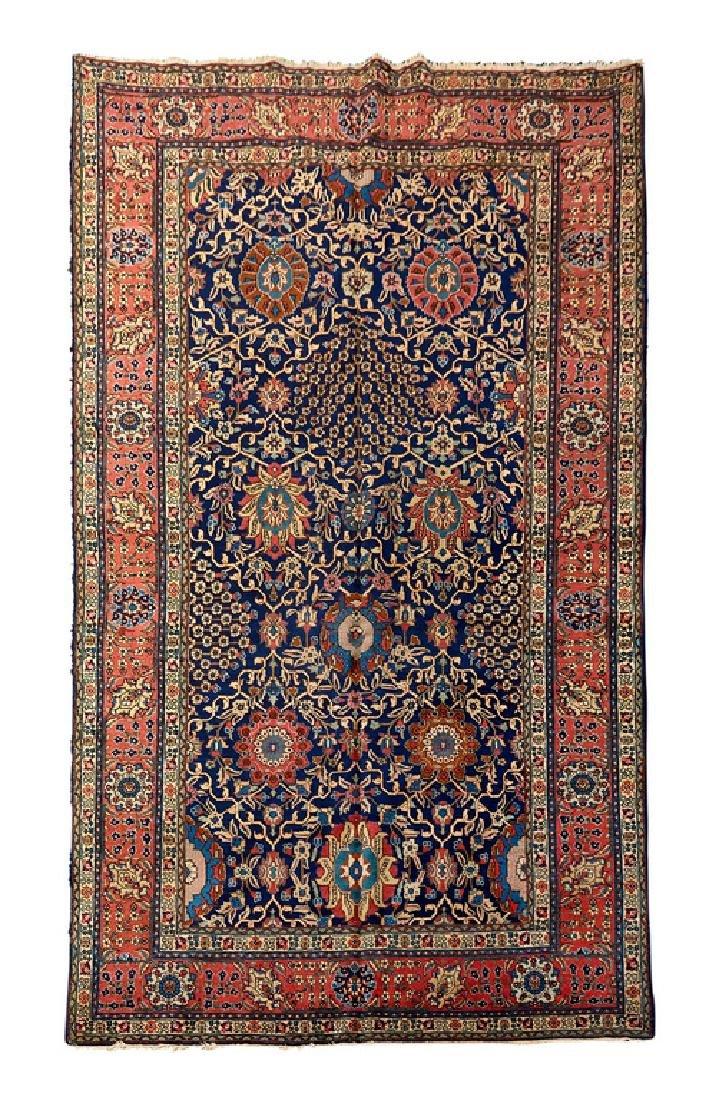 Tabriz Carpet, North West Persia, circa 1930