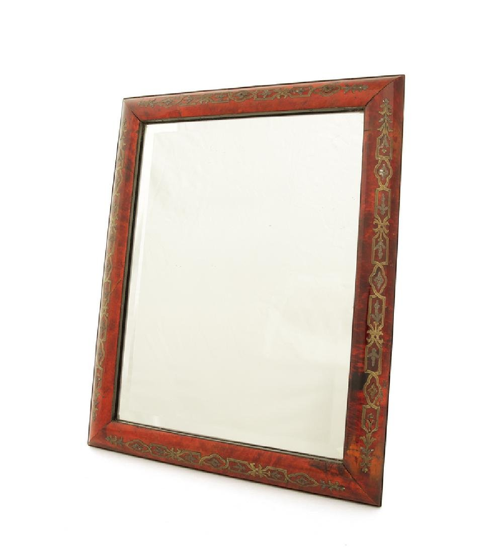 Napoleon III 'Boulle' mirror