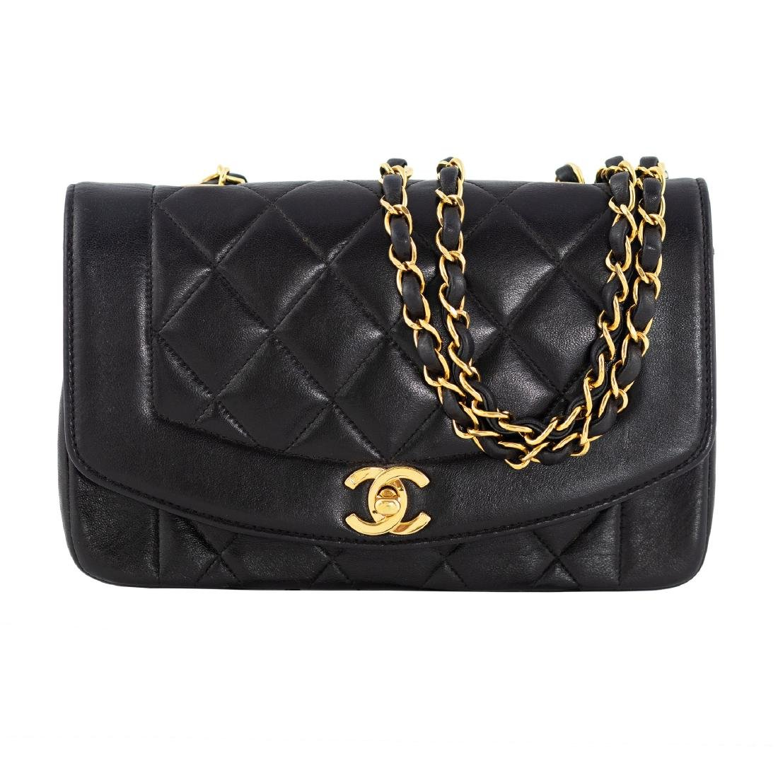 Chanel Diana Mademoiselle Flap Bag