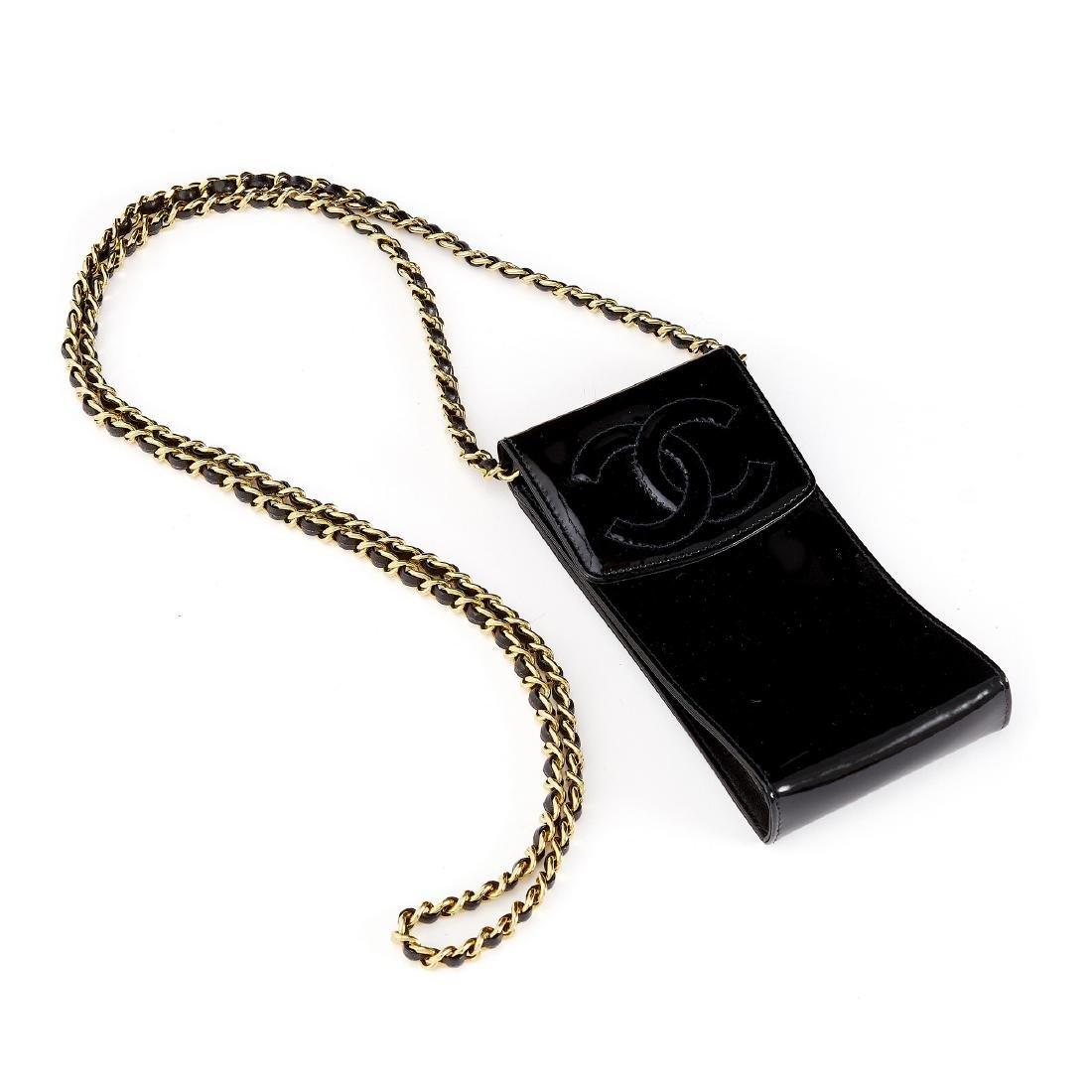 Chanel Crossbody Phone Bag