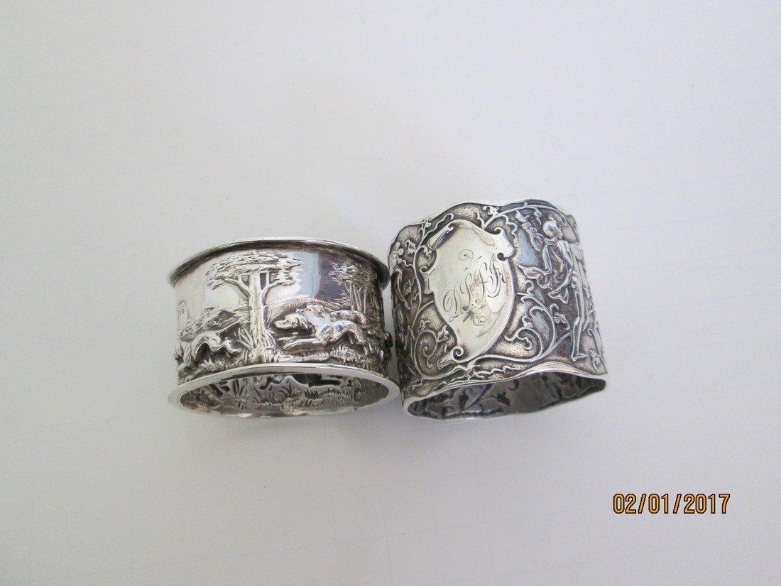 Napkin rings - 2
