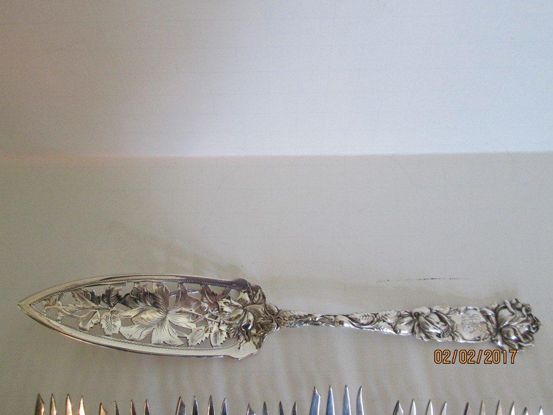 Alvin Bridal Rose sterling silver - 2