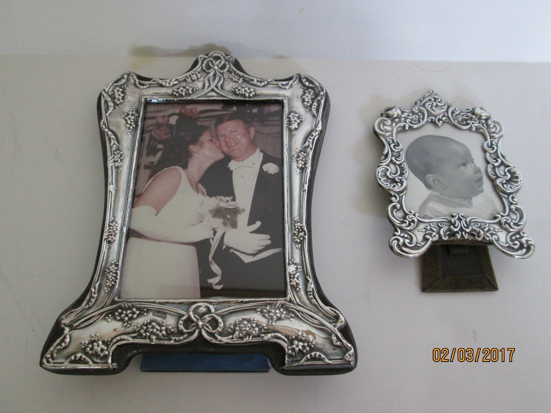 Sterling picture frames