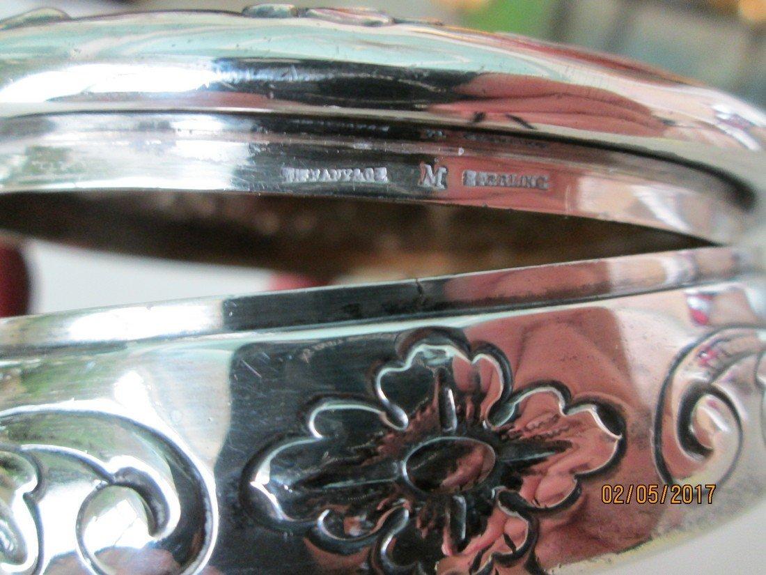 Tiffany SS antique dresser box - 3