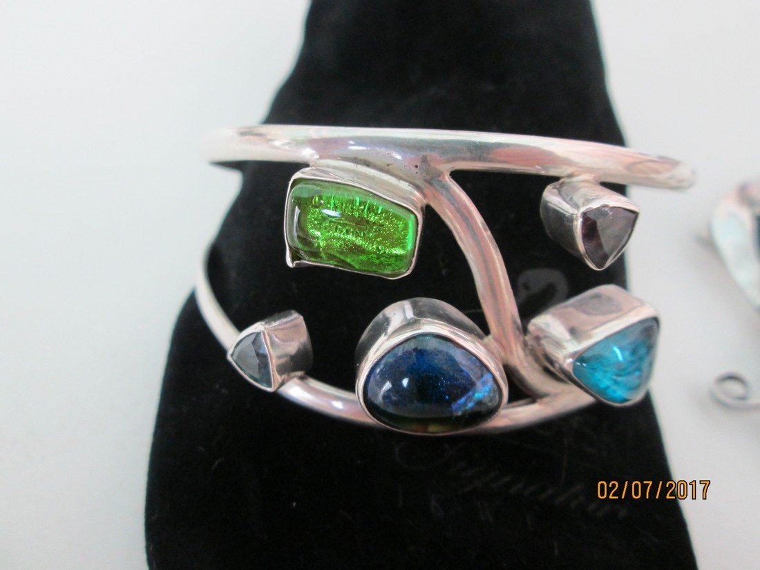 Lot of sterling jewelry - 2